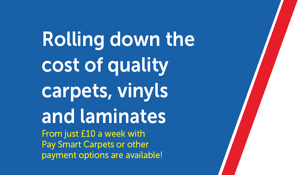 Rolling down the cost of quality carpets, vinyl and laminates